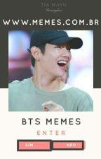 BTS MEMES by Tia-mayu