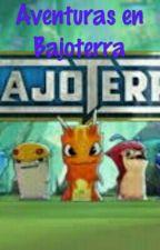 Aventuras en Bajoterra by Gaby30923