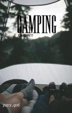 Camping ~ a Joel Dommett FanFiction  by puny_god
