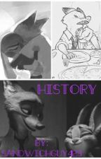 History~ (Judy x Nick) by Sandwichguy429