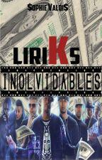 Líriks inolvidables by Sofiaamarillito