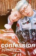 confession || namjin  by byekittyy