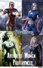 Avengers Women Preferences by AlunaStone