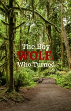 The Boy Who Turned Wolf by Jaymccrazie013
