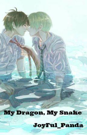 My Dragon, My Snake by Joy_Panda