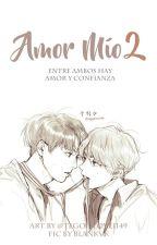 Amor Mío ✿ [KookV] ↪ Mpreg [2da T.] by TaeKook-KV