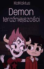 Demon teraźniejszości    Tomco by KotKaktus