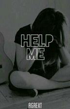 Help me - Gernay © by ILouHazz-a