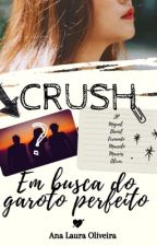 CRUSH - Em Busca Do Garoto Perfeito| LIVRO I | by Lah_Ana