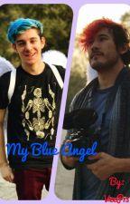 (( My Blue Angel )) by Brokuto-Kotaro