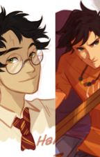 Magic? (Percy Jackson, Harry Potter, and The Avengers Crossover) by Lovethefanfix