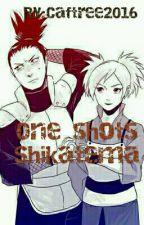 One Shots shikatema  by Caftree2016
