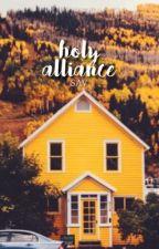 holy alliance » a.f. by tsundoku-