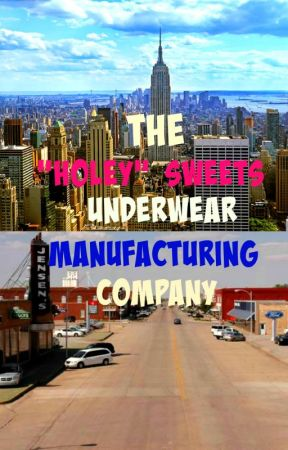 The Holey Sweets Underwear Manufacturing Company by CharlesHarvey1
