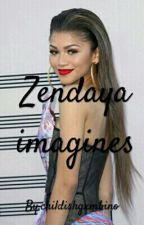Zendaya GxG Imagines by childishgxmbino