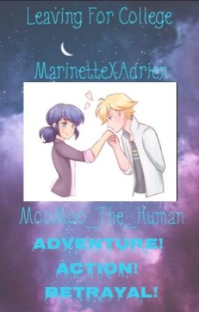 Leaving For College- Miraculous Ladybug Fanfic - Chapter 11