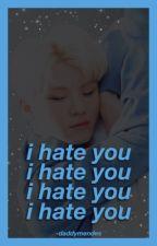 i hate you⇝j.j⇜ by a-akridge