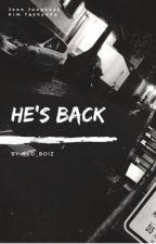 He's Back  TaeKook  by priincess_taeguk