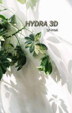 hydra 3d ☁ tardy by blakkbley