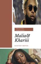 Malia & Khari III: The Kids by fiftyslays