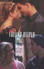 falling deeper [jiley / johnchelle] by bigshipper