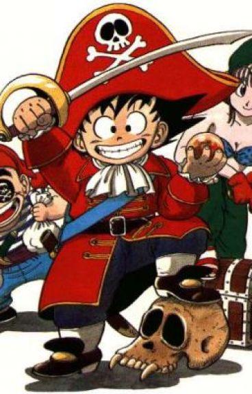 Captain Carrot's Crewmen's Tales by Kakarot89