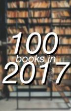 100 Books in 2017 by gratifyingly