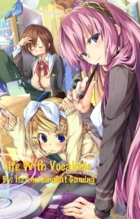 Life With Vocaloids by jeffhorinzon