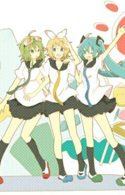 Tình Yêu Tuổi Học Trò  ( Vocaloid)