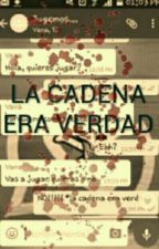 LA CADENA ERA VERDAD??!? by Otakugirl484