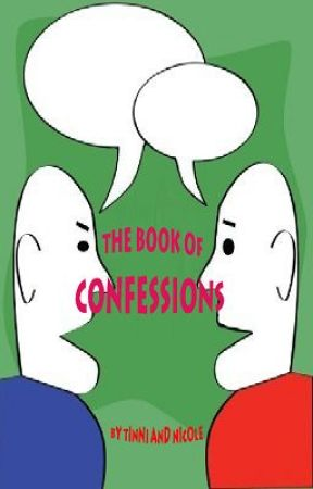 The Book Of Confessions by nicolefreeman060