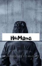 HuMans by CarlotayMunoz