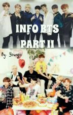 INFO BTS PART II by Youngiii