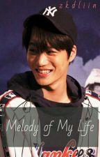 Melody of My Life  Kai OC by kimkaaaaaa_88