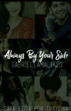 Always By Your Side || ZAUREN by Gabs_GrierDallas