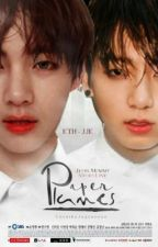 Paper Planes : kth+jjk [BAHASA] by Jeon-Mommy