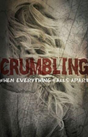 Crumbling by silverjoy