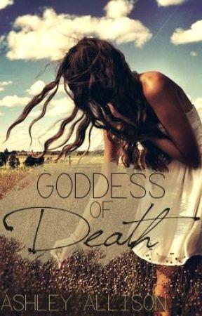 Goddess of Death by GreeneyedAngel2014