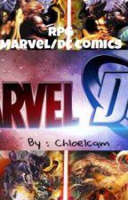RPG Marvel/DC comics by Chloelcqm
