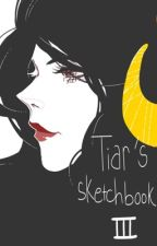 Tiar's sketchbook 3 by tiarpopdind