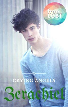 Zerachiel ||CRYING ANGELS by PanthalaimonN
