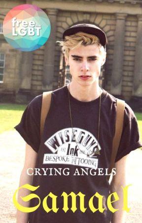 Samael ||CRYING ANGELS by PanthalaimonN