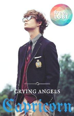 Capricorn ||CRYING ANGELS by PanthalaimonN