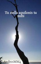 Tu stella aquilonis tu mihi by AndresMM4