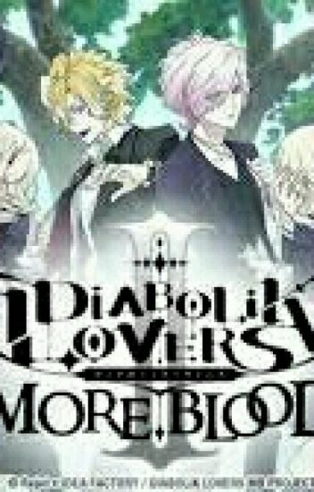 Alluring blood (diabolik lovers x brother seme male reader