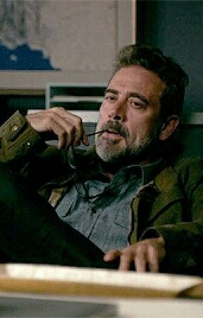Jeffrey dean morgan // Negan imagines by reedusbby