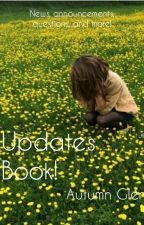 Updates Book! by Coffeebles