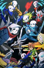 Comic AU's of Undertale [Tłumaczenie PL] by Tczmiel