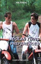 Dolan twins preferences by Anlaug24