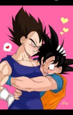 Goku and Vegeta Yaoi Photos! by ChubbyBoyBlaze